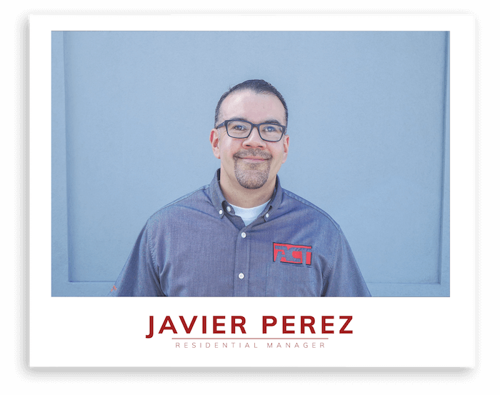 javier perez residential manager ACT Heating and Cooling