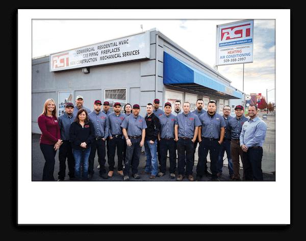yakima ACT HVAC Contractor Team 600px