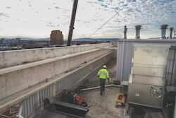 yakima commercial industrial HVAC rooftop units ACT